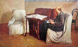 В.И.Ленин в Смольном