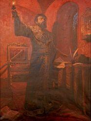 Борис Годунов Солист Варшавской Оперы Леонара Анжей