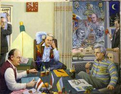 Роковая сделка в Беловежской Пуще